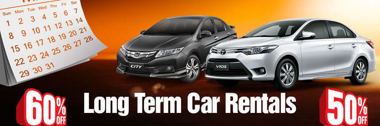 Monthly Car Rental Chiang Mai