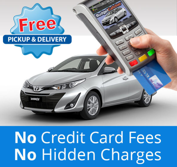 Payment Methods for your Car Hire at Budgetcatcher