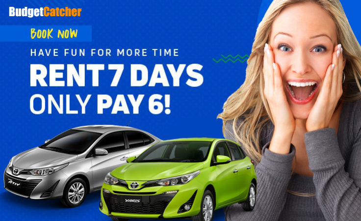 rent 1 week pay for 6 days