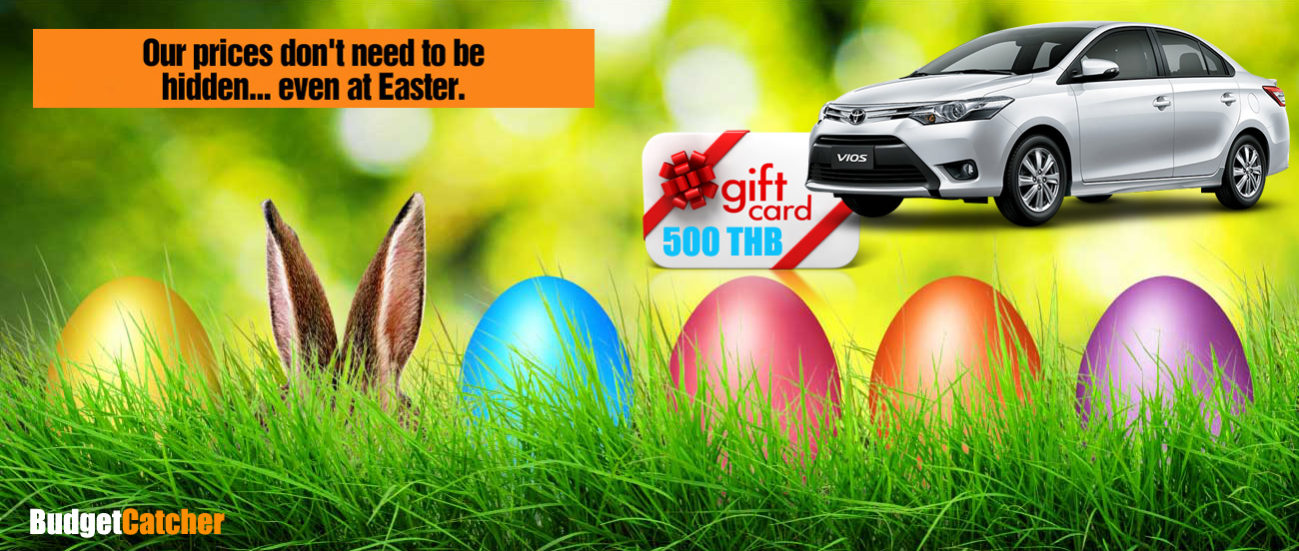 Easter rent car chiang mai thailand budgetcatcher