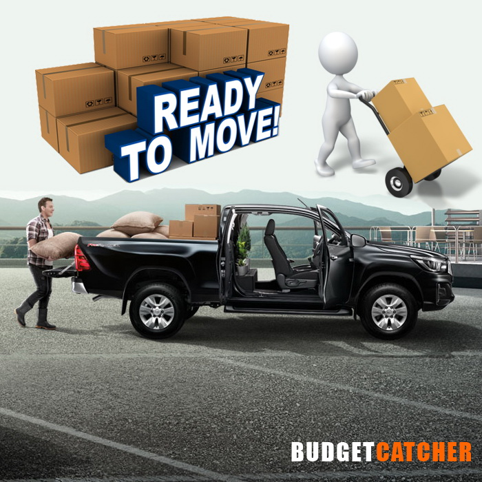 Pickup Truck Rentals >> Moving Made Easy Budgetcatcher Truck Rental Moving Home Special