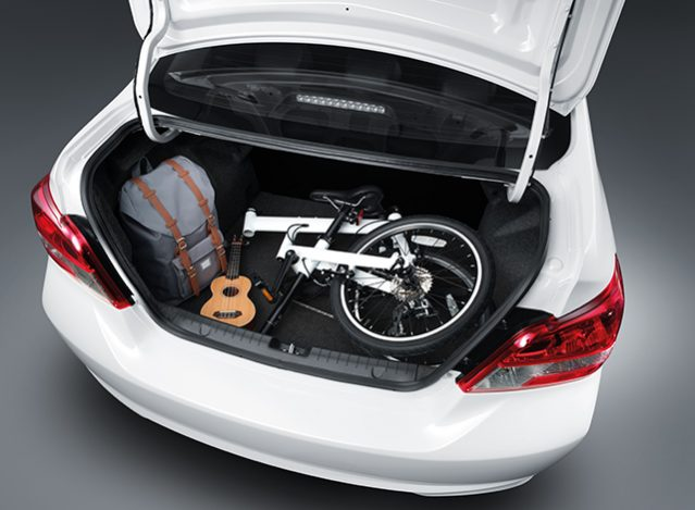 Mitsubishi Attrage Car Rental Chiang Mai