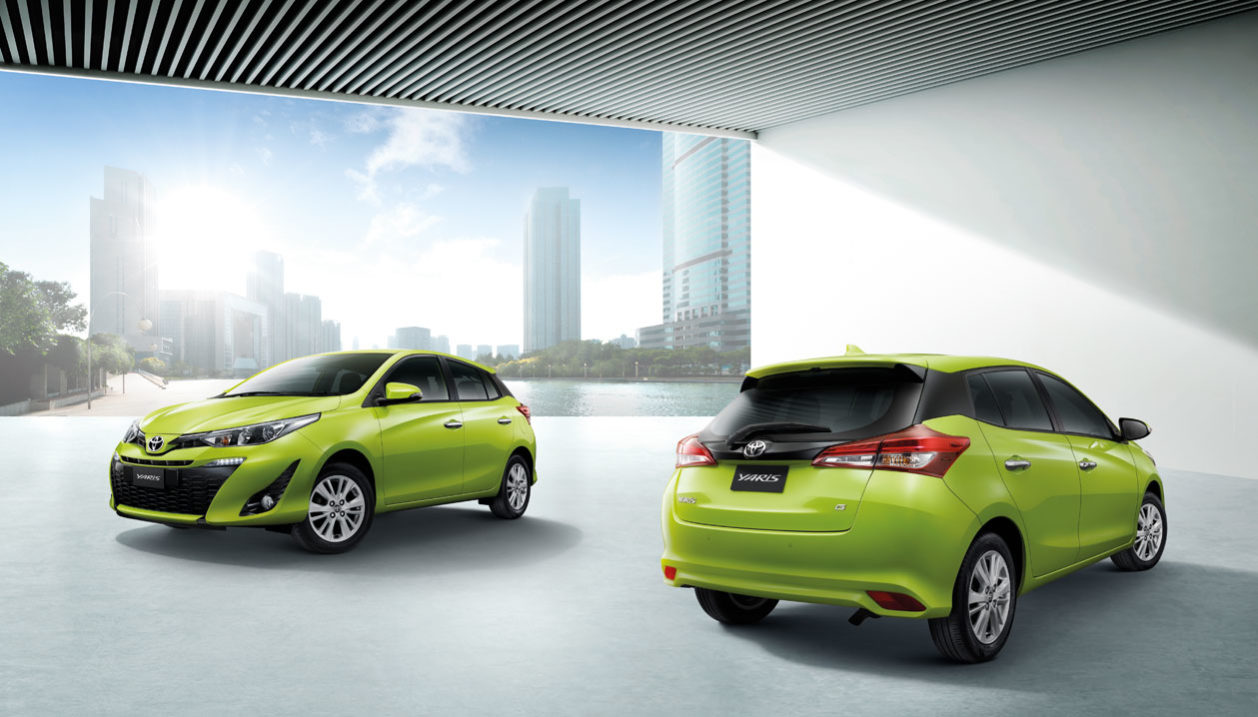 With our range of Toyota car rental, you are sure to find the model that you need in Chiang Mai.