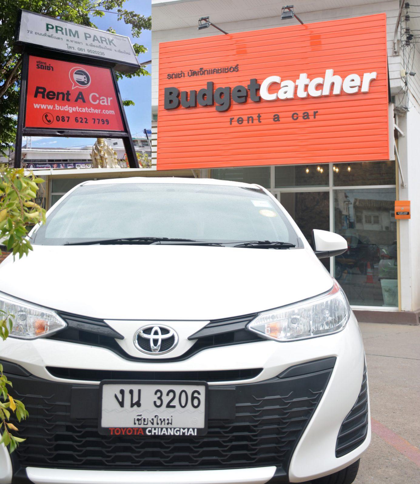 bureau de location de voiture chiang mai