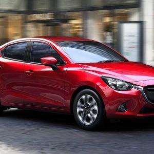 Mazda car rental at Chiang Mai - Chiang Mai Airport CNX