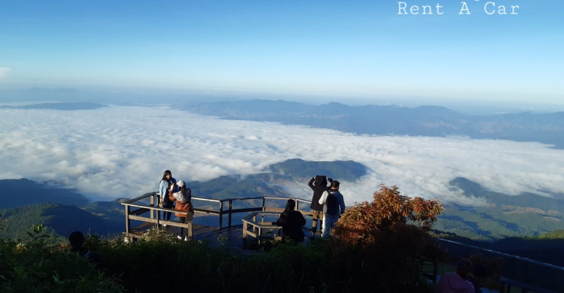 Doi Inthanon Rent a Car Chiang Mai