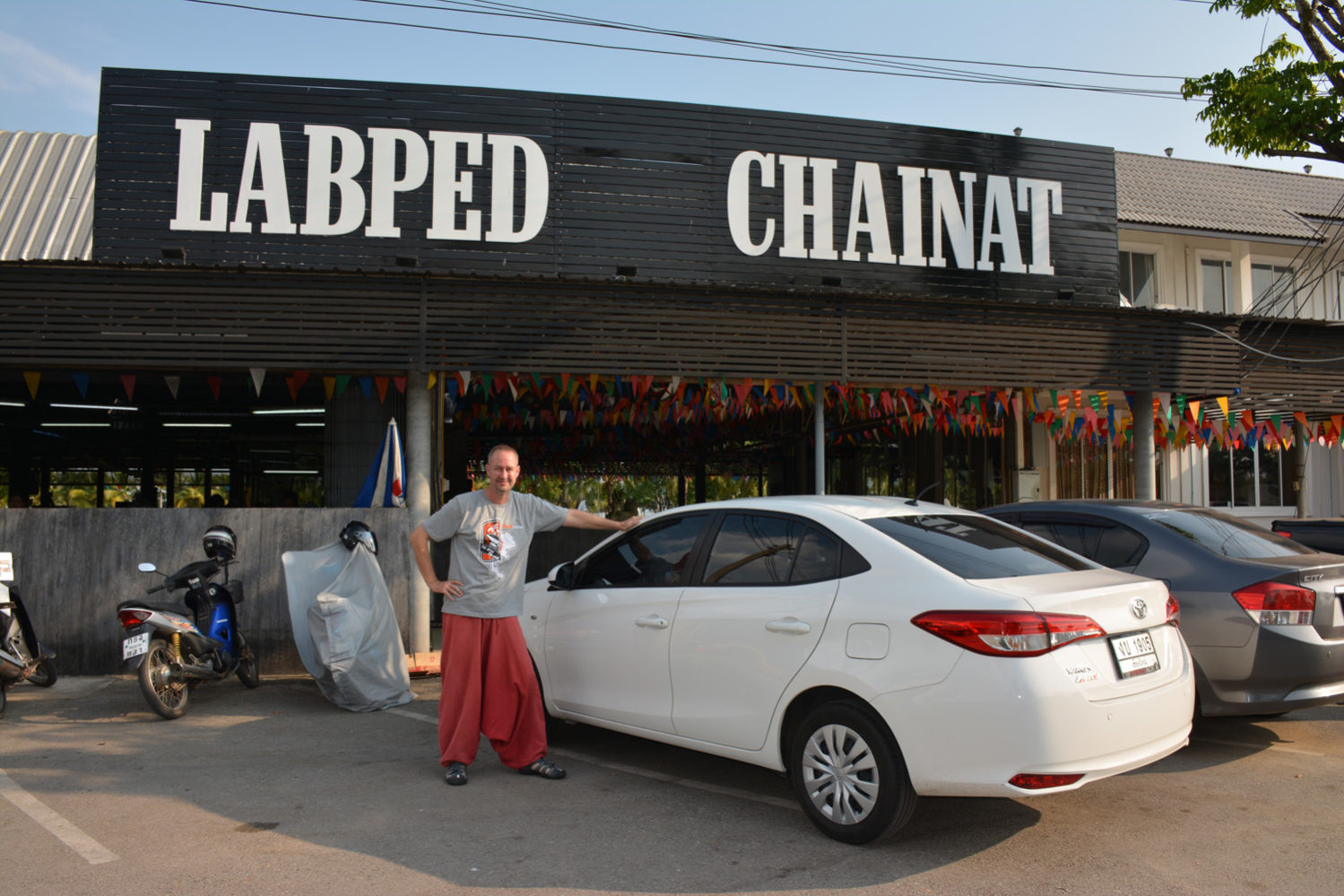 We would like to recommend LABPED CHAINAT.