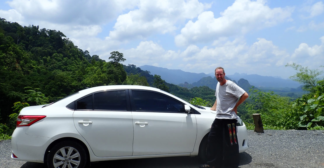 Having an Unforgettable Thailand Road Trip!