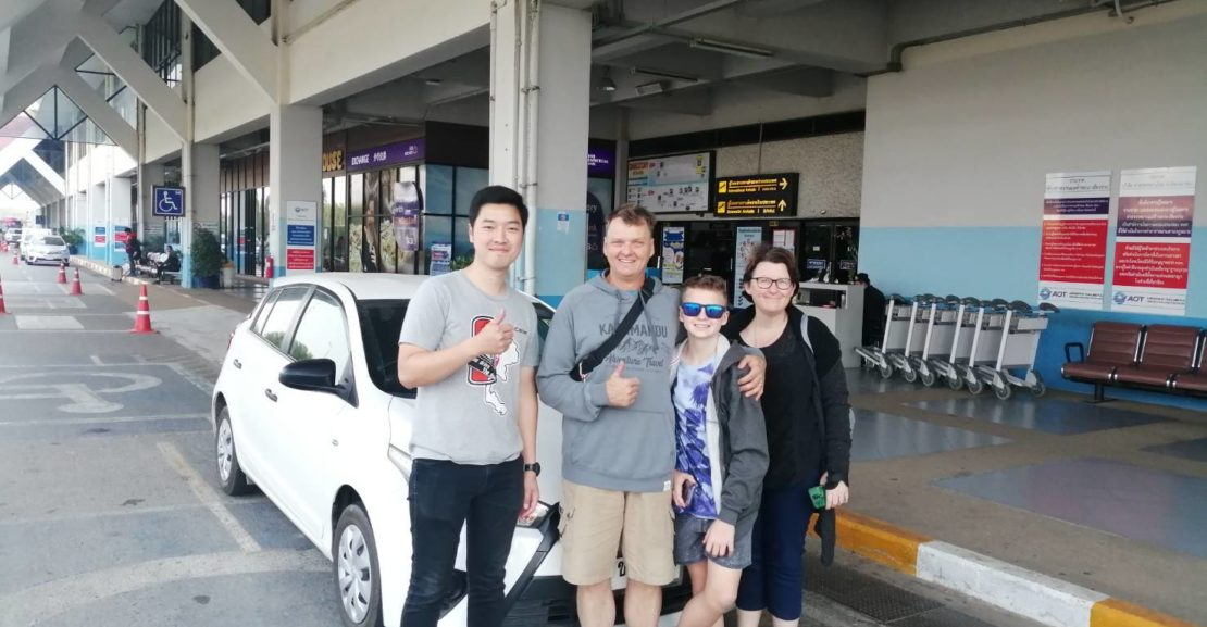rent a car chiang rai airport