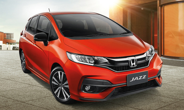 Hire a Honda Jazz at Chiang Mai Airport