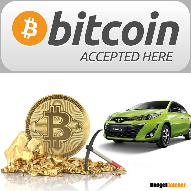 Best Car Rental Deals in Chiangmai pay with Bitcoin